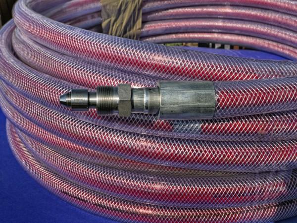 Höchstdruck- Schlauch 2500 bar, DN 8, 20 m, 14 x1,5