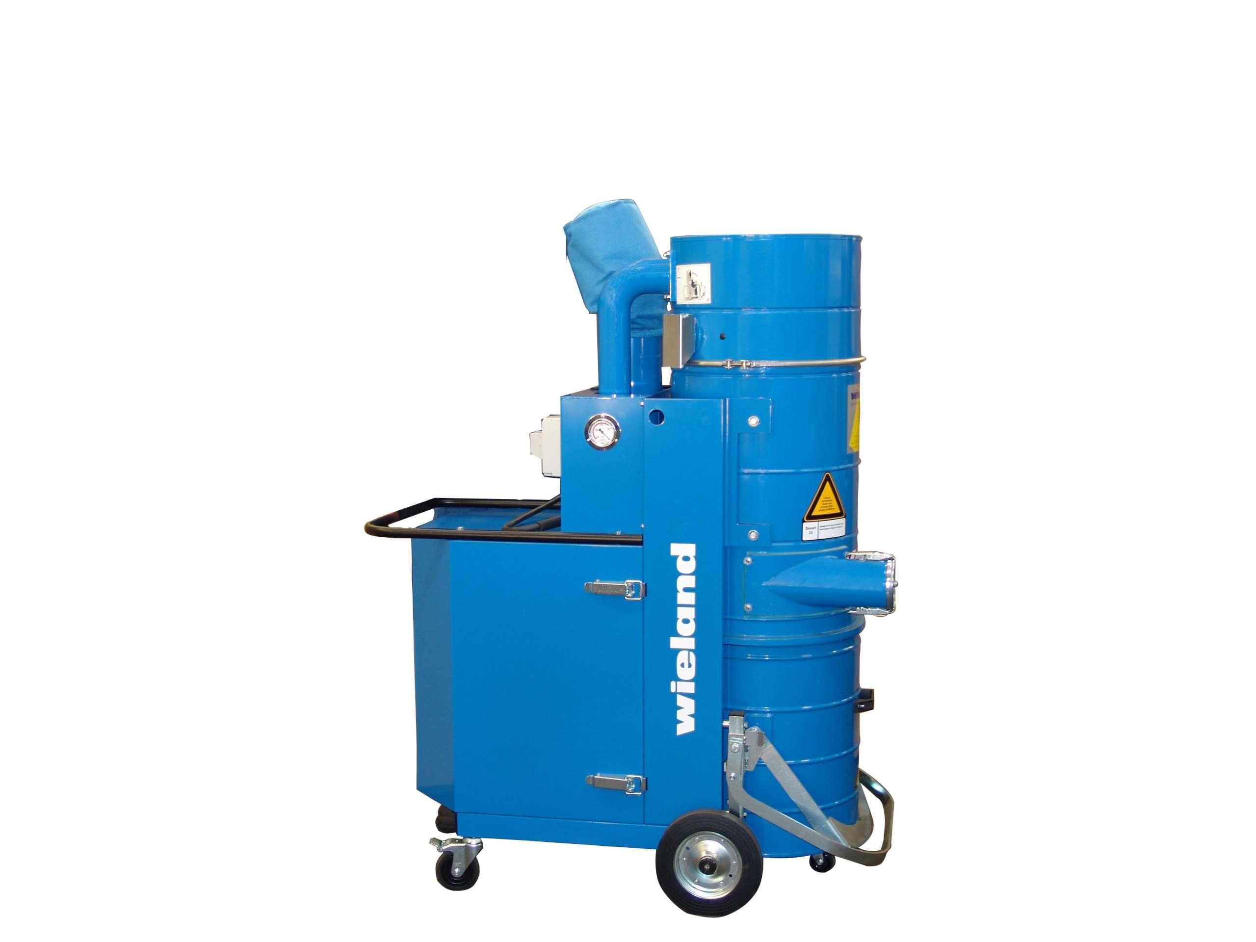 Berühmt Industriesauger mit automatischer Filterreinigung FS25