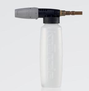 Kränzle Schauminjektor mit Behälter für Stecksystem