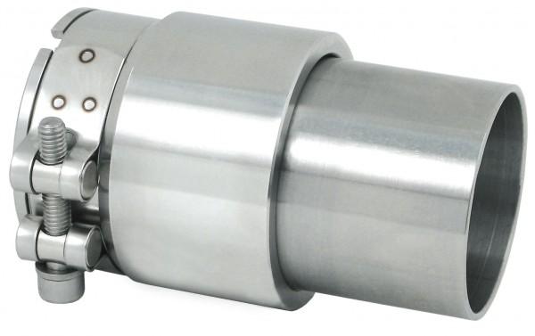 Rohrschelle, Edelstahl, Ø 50 mm für Luftkreiselsystem, LU-B für Bodenmontage