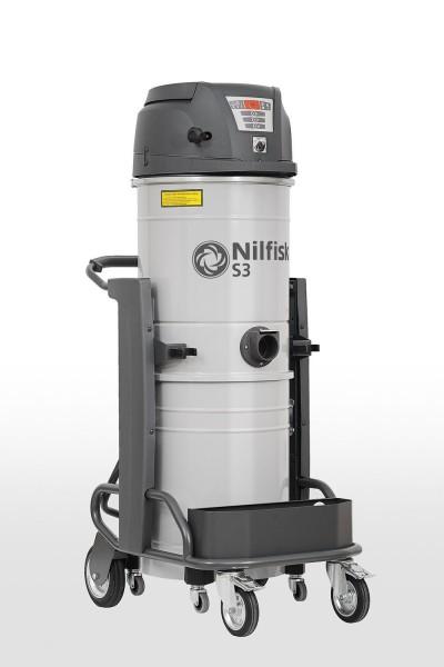 35 Liter Nilfisk VL500 35 BSF Nass-//Trockensauger Wassersauger Industriesauger