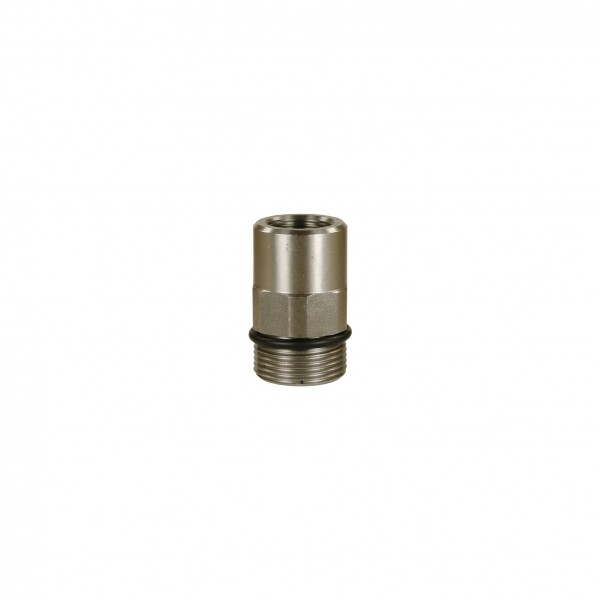 Höchstdruck-Stecknippel ST-741, IG:M24 AG, max. 700 bar
