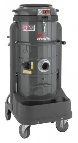 delfin dm3 nass und trockensauger industriesauger wechselstrom na trocken 230 v. Black Bedroom Furniture Sets. Home Design Ideas