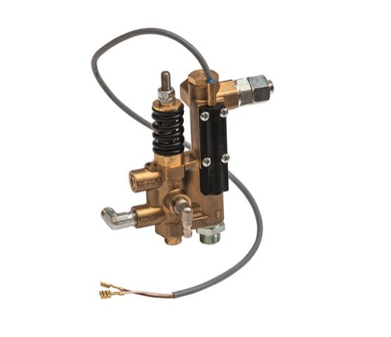Strömungs- und Sicherheitsblock FSB250-1 kpl. für therm 635-1 - 895-1