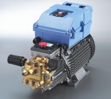 Kränzle AQ Pumpe/Motor mit Elektrik BG112 mit integr. ULH, 13l/min., 250 bar