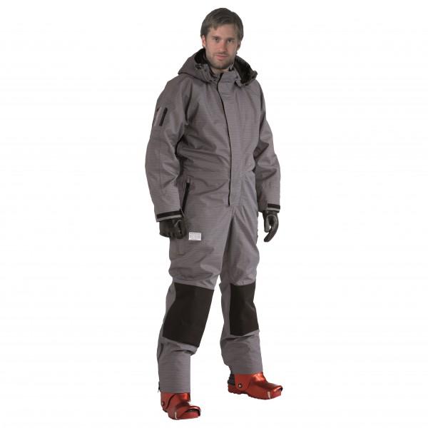 Overall mit Kapuze - Schutzkleidung für Hochdruckarbeiten