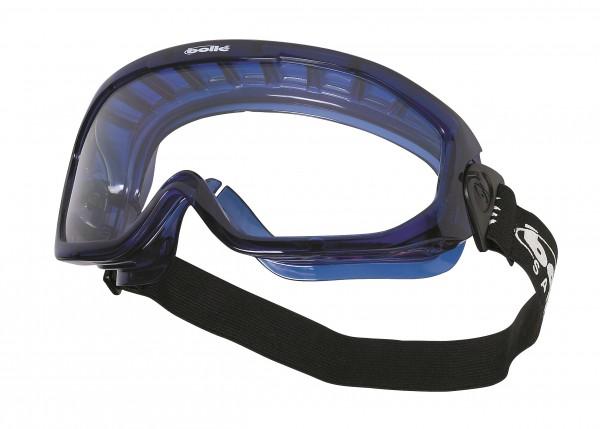 Vollsichtbrille mit verstellbarem Kopfband